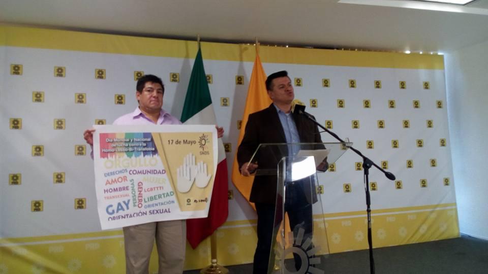 Conferencia_Prensa_ Dia_Homofobia